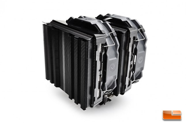 Cryorig R1 Ultimate, an amazing looking heatsink
