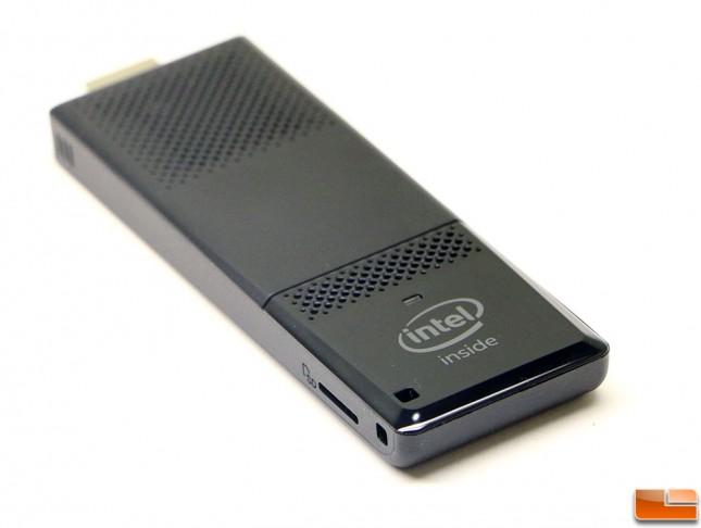 Intel Compute Stick - Intel Atom x5-Z8300 Processor