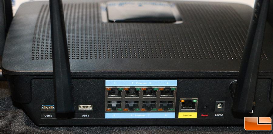 Linksys Shows Off EA9500 Max-Stream AC5400 Tri-Band MU-MIMO