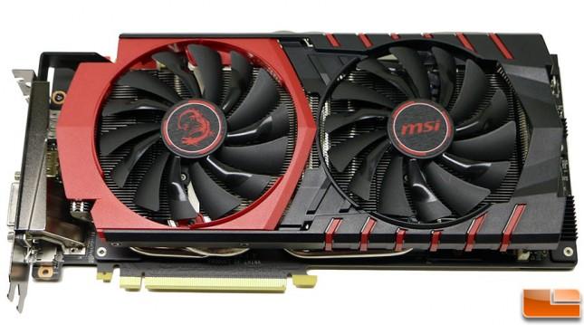 MSI GeForce GTX 980 Ti Gaming
