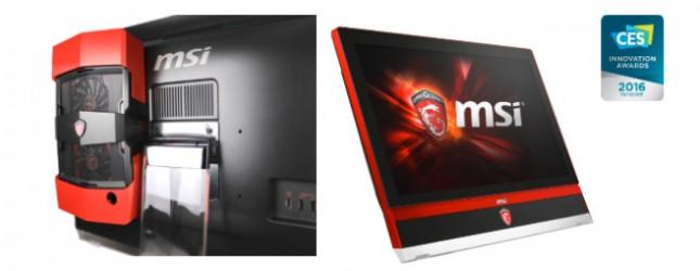 MSI Gaming XT AIO PC