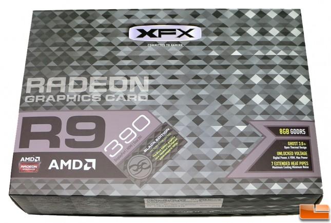 XFX Radeon R9 390 Black Edition