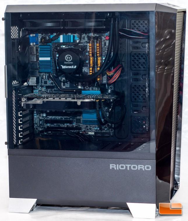 RIOTORO Prism CR1280 - Complete