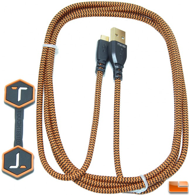 ToughTested Durable USB Cable