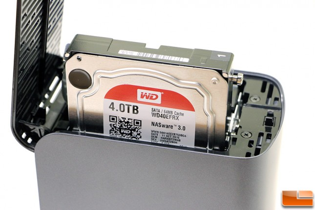 WD 4TB Red Hard Drives