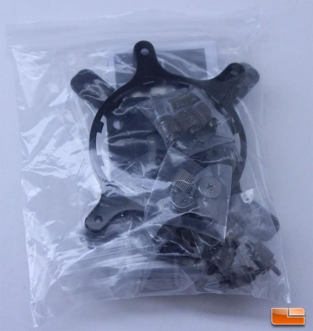 Cryorig A80 accessories