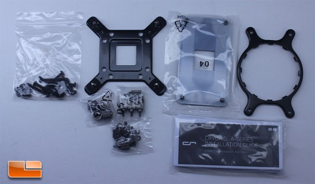 Cryorig A80 Accessory Kit