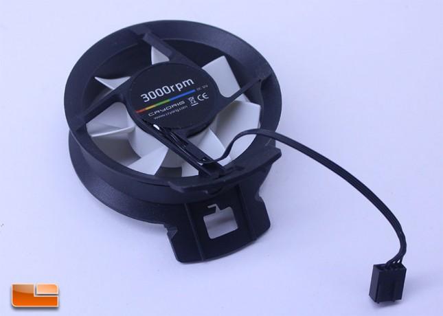 Cryorig A80 Airflow Fan