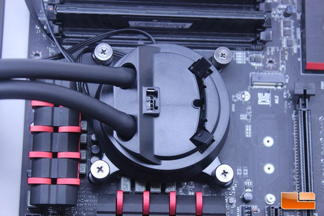 Cryorig A80 installed, without AF