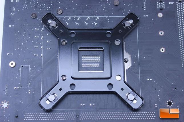 Cryorig A80 Multi-Seg installed on MSI motherboard