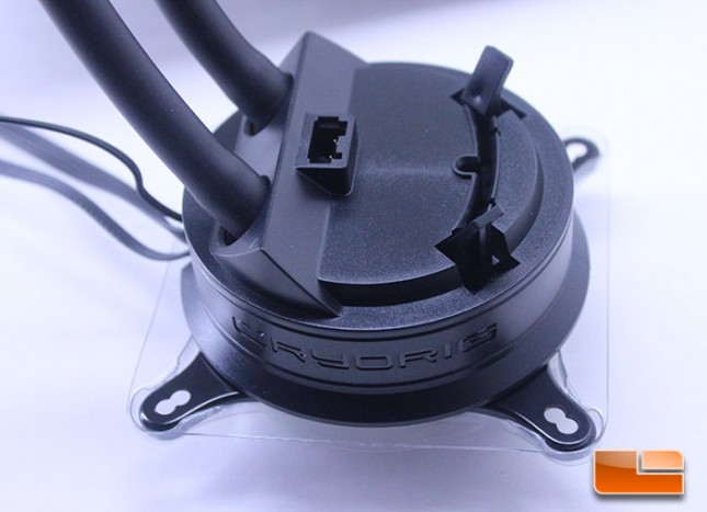 Cryorig A40/A40 Ultimate/A80 Asetek Generation 5 Pump