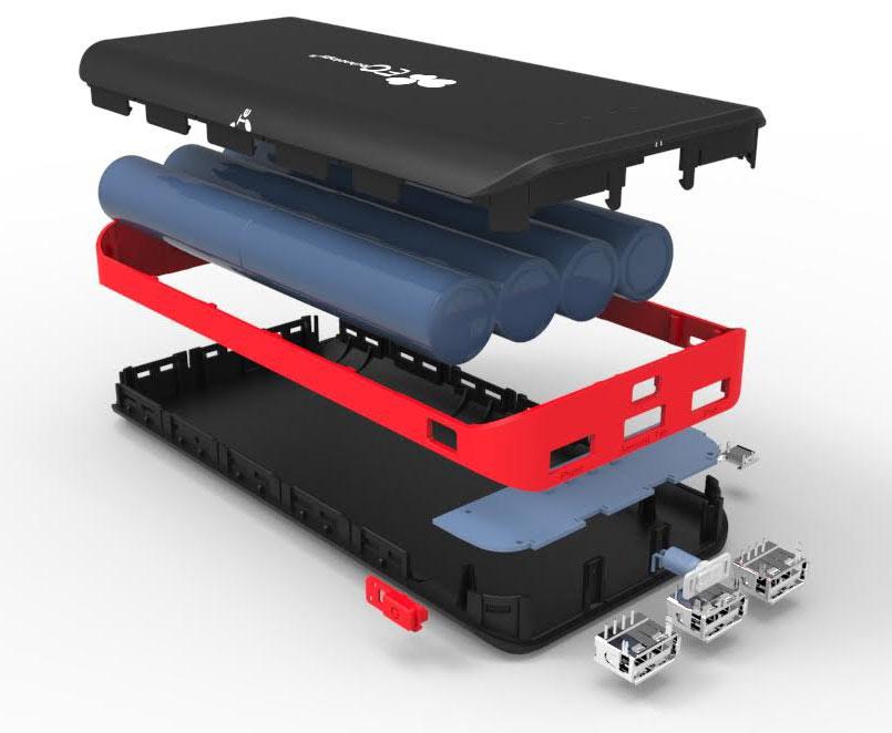 Ec Technology 2nd Gen 22400mah External Usb Battery Review