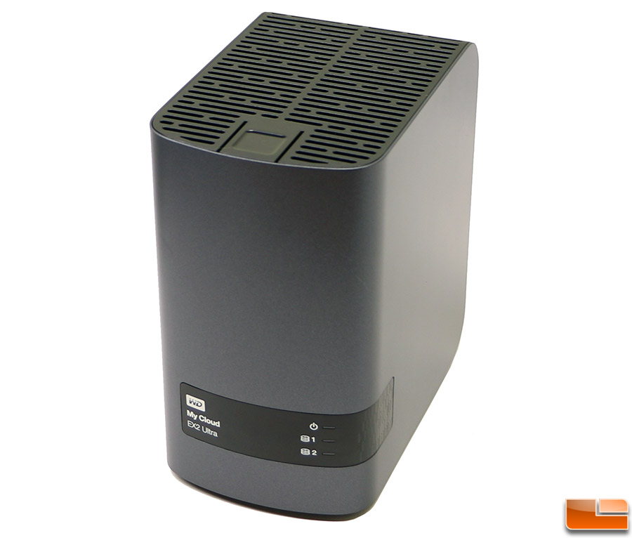 WD My Cloud EX2 Ultra NAS Review - Legit ReviewsWD Upgrades