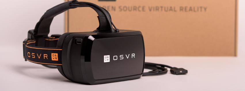 OSVR HACKER DEVELOPMENT KIT v1 4 Now Available For $299