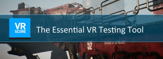 VRScore Benchmark Tool
