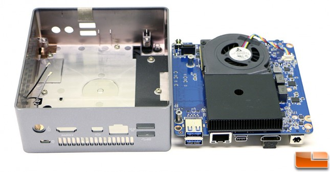 BRIX GB-BSi7H-6500 Inside