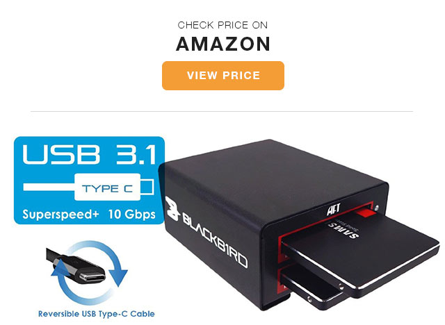 blackbird vx2ssd pricing