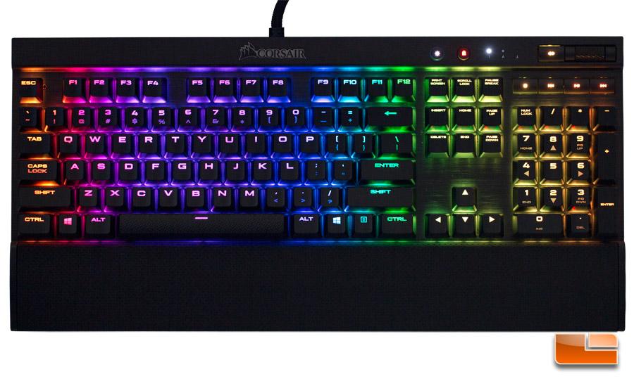 Corsair Gaming K70 Rgb Rapidfire Mechanical Keyboard