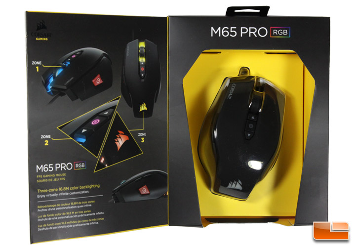 c1ae03ad6f0 Corsair Gaming M65 PRO RGB Gaming Mouse – What's New to Review ...