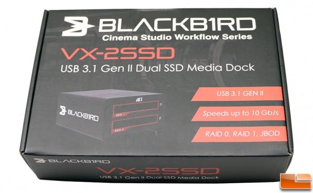 Blackbird VX-2SSD