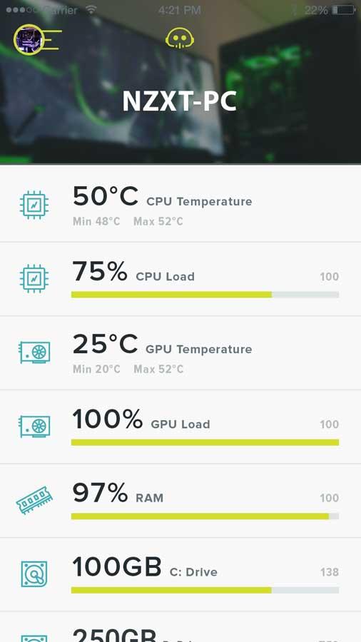 NZXT CAM 3 1 Software Announced w/ GPU Overclocking - Legit Reviews
