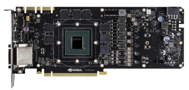 NVIDIA GeForce GTX 1070 PCB