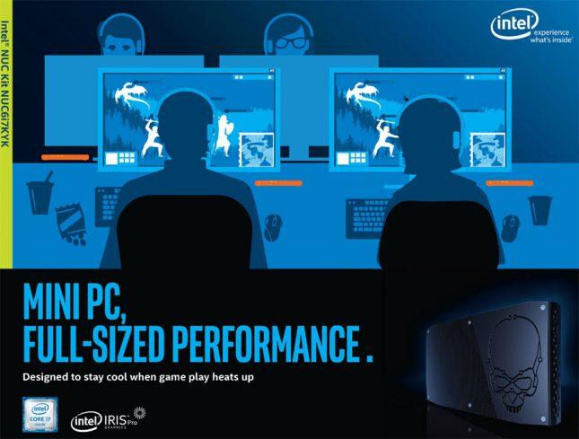 Intel NUC Kit NUC6i7KYK