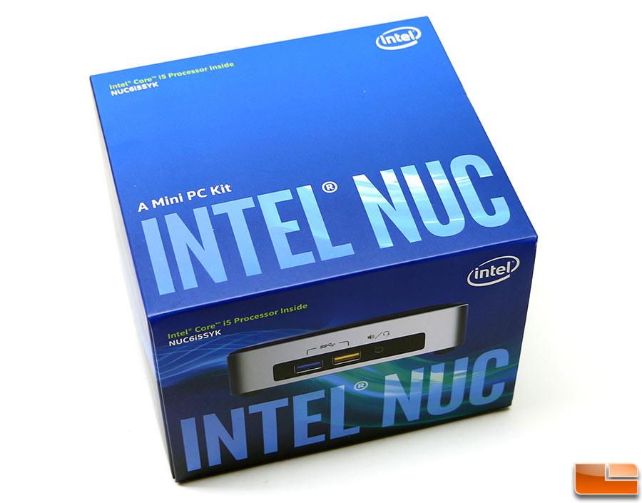Intel NUC NUC6i5SYK Skylake Mini PC Review - Legit