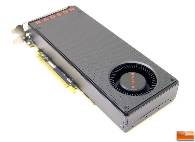 AMD Radeon RX 480 Bottom