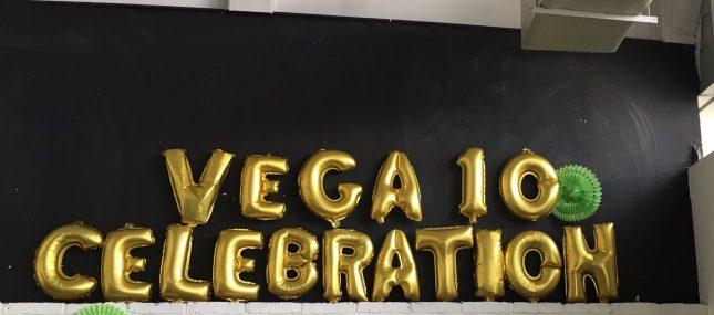 AMD Vega 10 Celebration