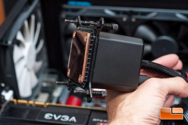 Alphacool Eisbaer - Mounting Hardware