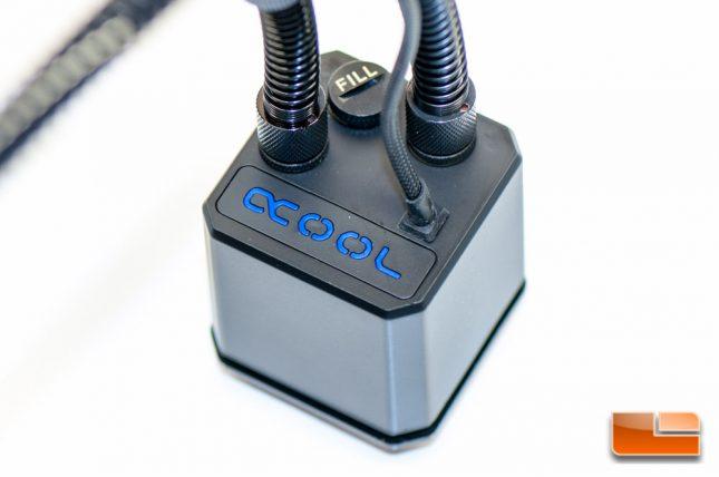 Alphacool Eisbaer - Pump Top