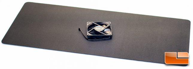 Alphacool Eisteppich Mousepad