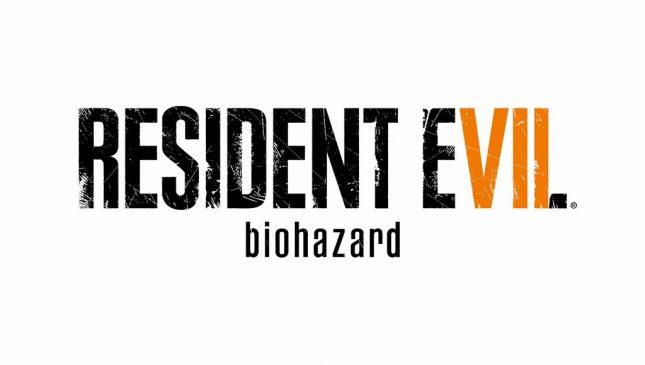 Capcom Resident Evil Biohazard Logo