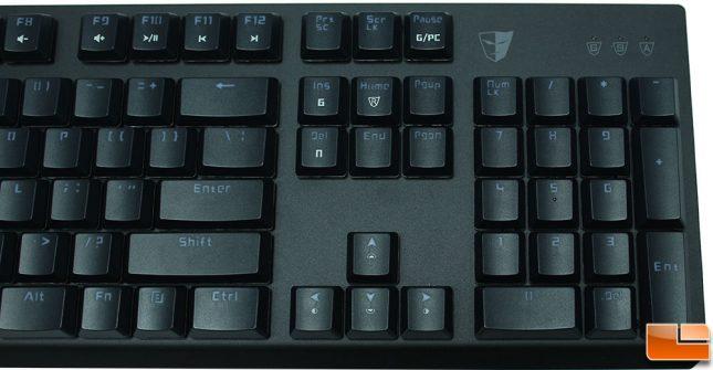 Tesoro GRAM Spectrum RGB Gaming Keyboard