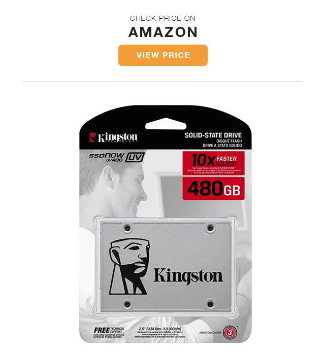 Kingston UV400 Pricing