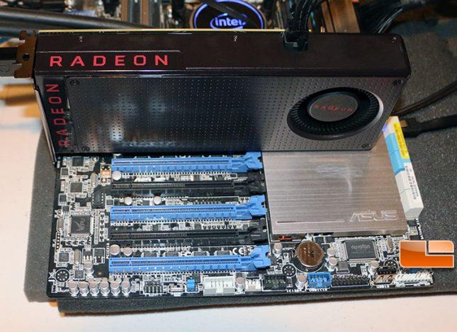Radeon RX 480 Test System
