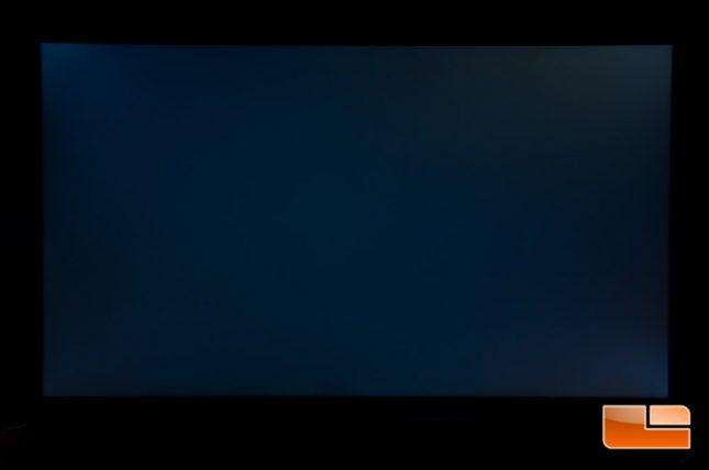 Acer Predator XB271HU - Backlight Leakage - 75%