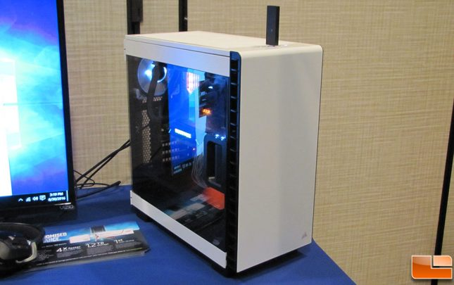Corsair Carbide 400C White