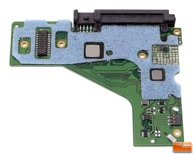 Seagate BarraCuda Pro 10TB PCB