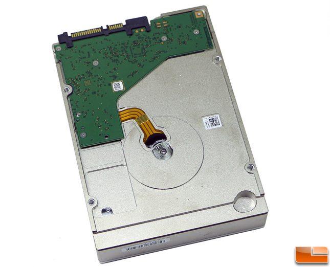Seagate BarraCuda Pro 10TB HDD Back
