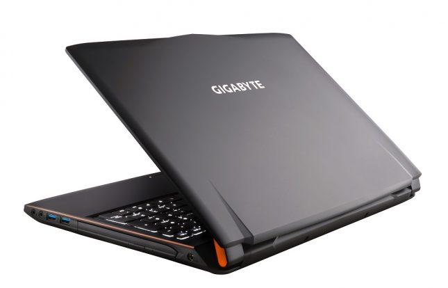GIGABYTE P55 Gaming Laptop