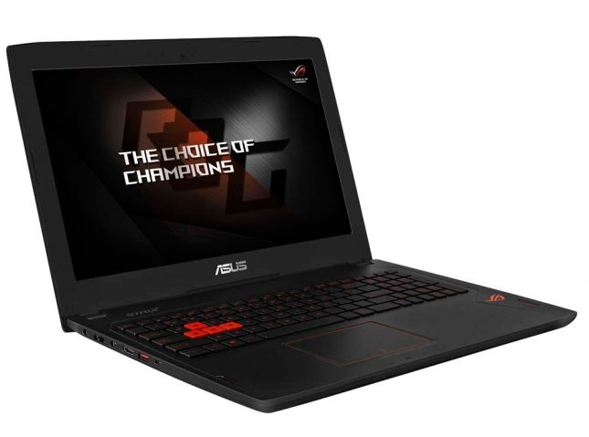 ASUS GL502VS Gaming Notebook