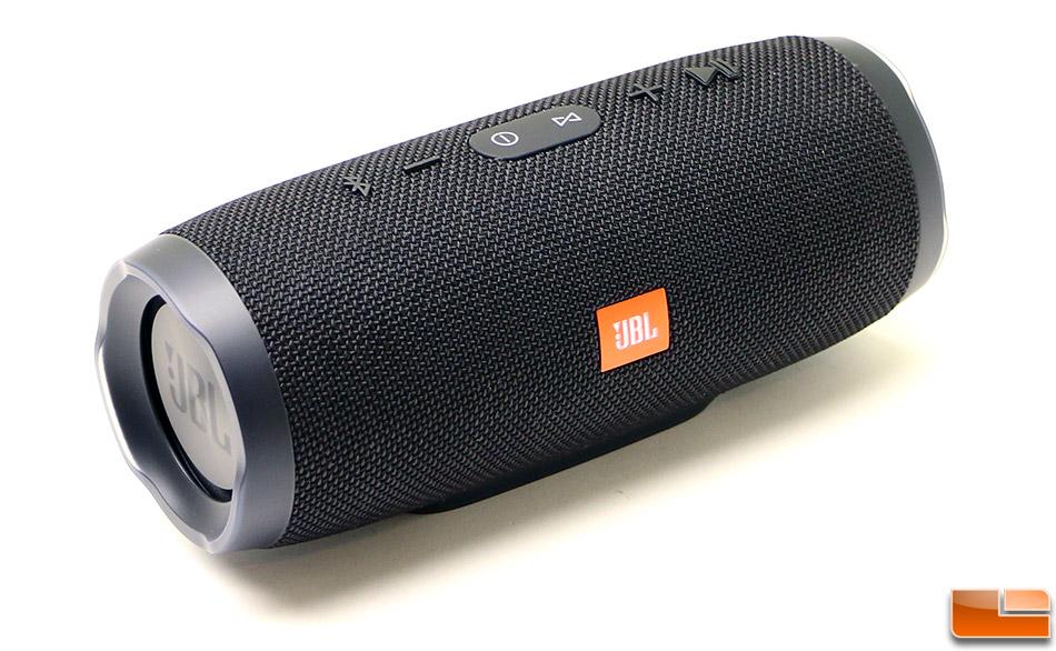 JBL Charge 3 Bluetooth Speaker Review - Legit ReviewsJBL