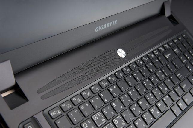 Exclusive Macro Keys On the Gigabyte P37
