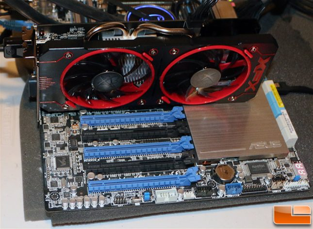 XFX Radeon RX 460 Test System