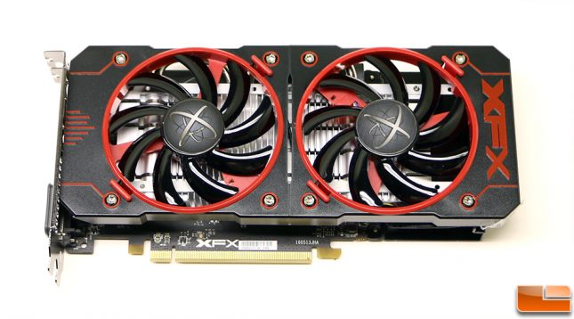 XFX Radeon RX 460 4GB Graphics Card