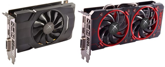 XFX RX 460 Video Cards