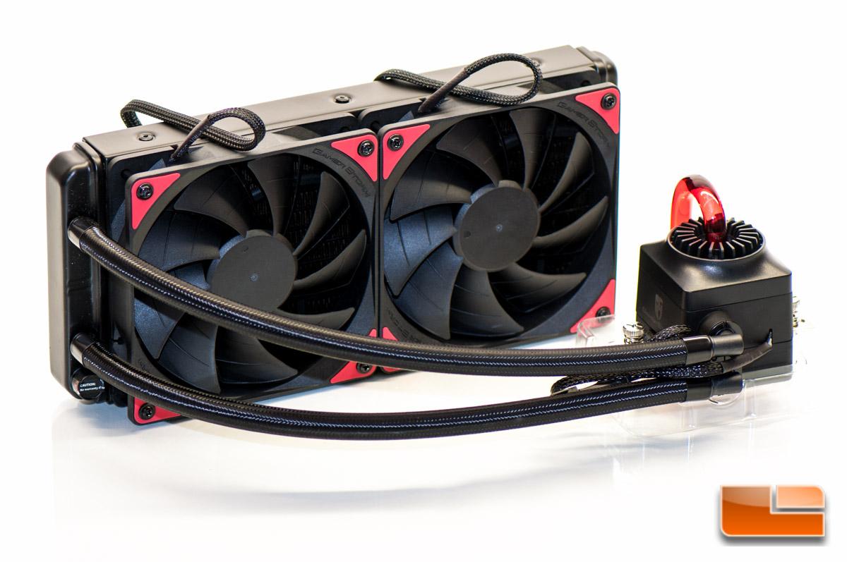 Deepcool Captain 240 EX AIO Liquid CPU Cooler Review - Page