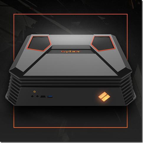 Syber Gaming C-Series 4K Gaming PC